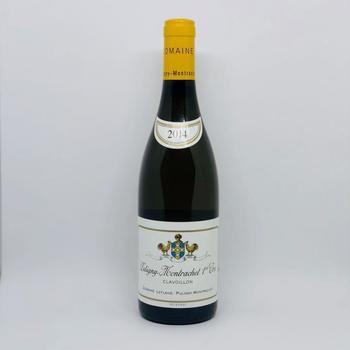 Puligny Montrachet 1er Cru  Clavoillon Domaine Leflaive 2014