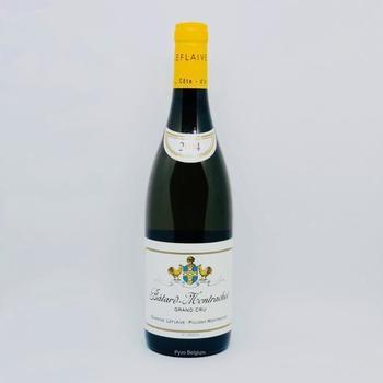 Batard Montrachet  Grand cru  Domaine leflaive 2014