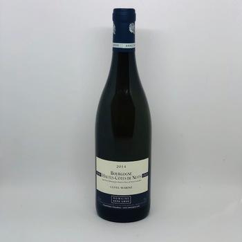 """Haute Côtes de Nuits """"Cuvée Marine"""" Domaine Anne Gros 2014"""