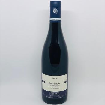 Bourgogne Pinot Noire Domaine Anne Gros 2014