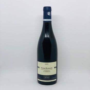 """Vosne - Romanée - """"Les Barreaux"""" Dom. Anne gros 2005"""