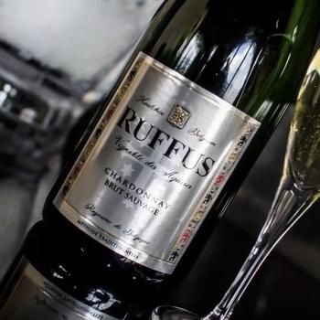 Ruffus - Chardonnay Brut per carton of 6 bottles