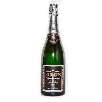 Ruffus - Chardonnay Brut per karton van 6 flessen