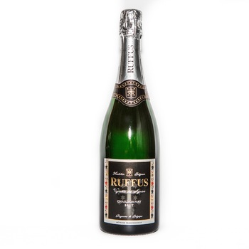 Ruffus - Chardonnay Brut from 60 botels (10 cardboard)