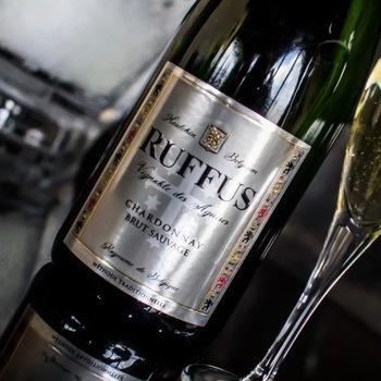 Ruffus - Chardonnay Brut Sauvage par carton de 6 bouteilles