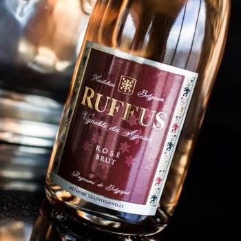 Ruffus - Brut Rosé per karton van 6 flessen