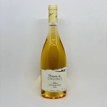 Vacqueyras Rosé 2016 Domaine les Ondines