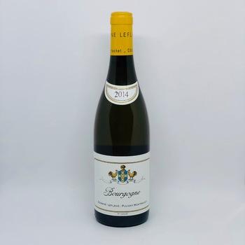 Bourgogne Blanc - Côtes de Beaune Domaine Leflaive 2014