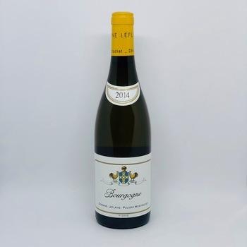 Bourgogne Blanc Domaine Leflaive 2014