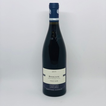 Bourgogne Pinot Noire Domaine Anne Gros 2015