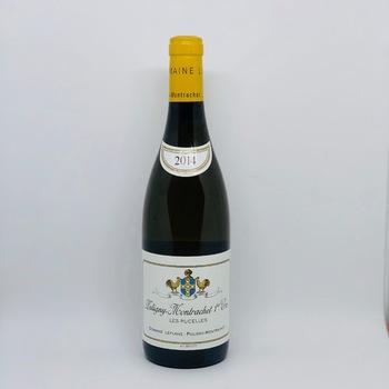 Puligny-Montrachet  1er Cru Les Folatières Domaine Leflaive 2014